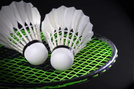 Badminton Racket and Shuttles